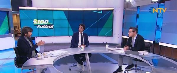 Rıdvan Dilmen ve İbrahim Kutluay, Daçka'nın tarihi başarısını değerlendirdi