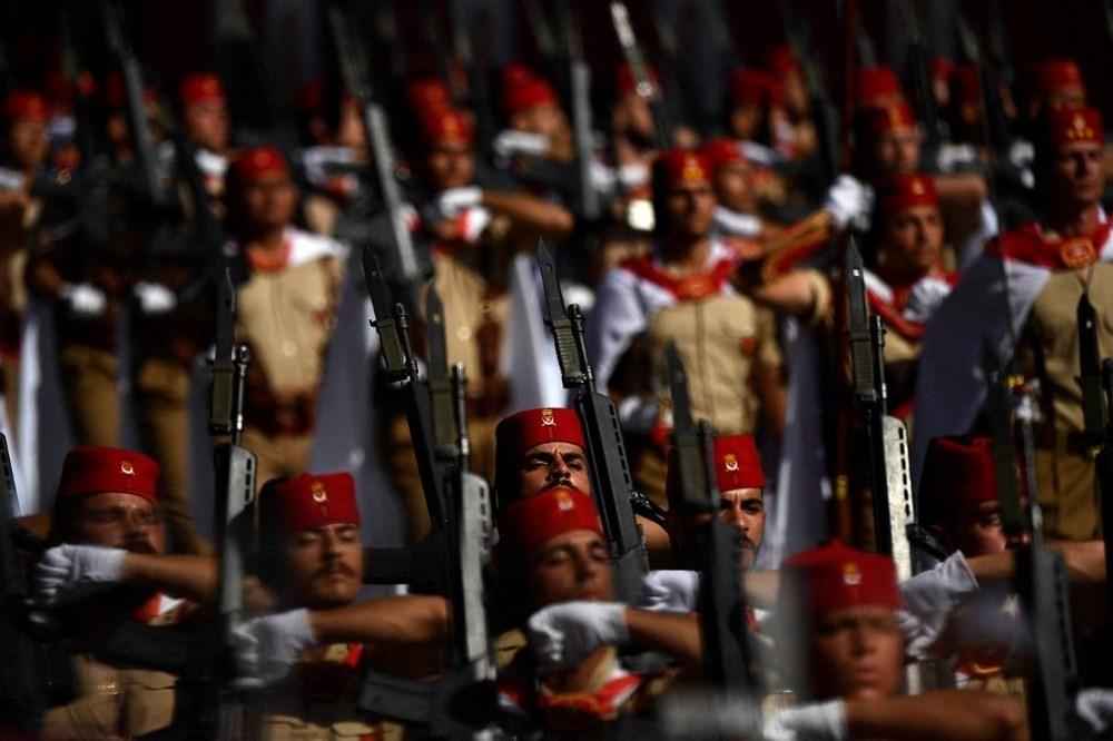 Dünyanın en fazla askeri harcama yapan 25 ülkesi: Listede Türkiye de var - 11