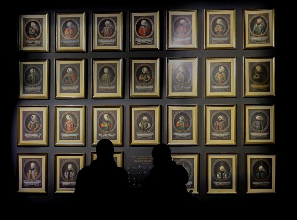 553 eser Osmanlı saray resminin tek temsilcisi Milli Saraylar Resim Müzesi'nde - 2