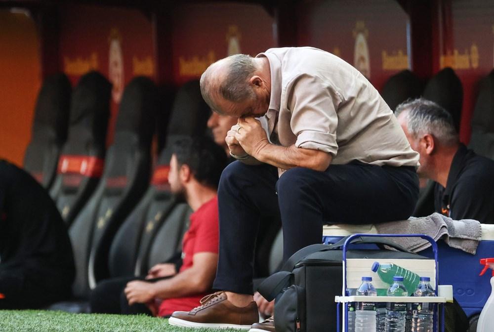 Galatasaray kendi evinde Alanyaspor'a yenildi: Maçtan notlar ve kareler - 2