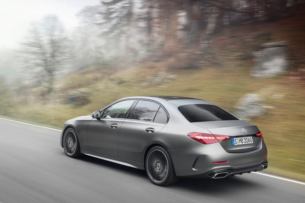 Yeni Mercedes-Benz C-Serisi tanıtıldı - 4
