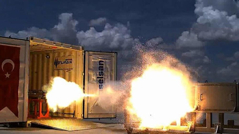 TSK'nın yeni roketatarı 12'den vurdu - 247