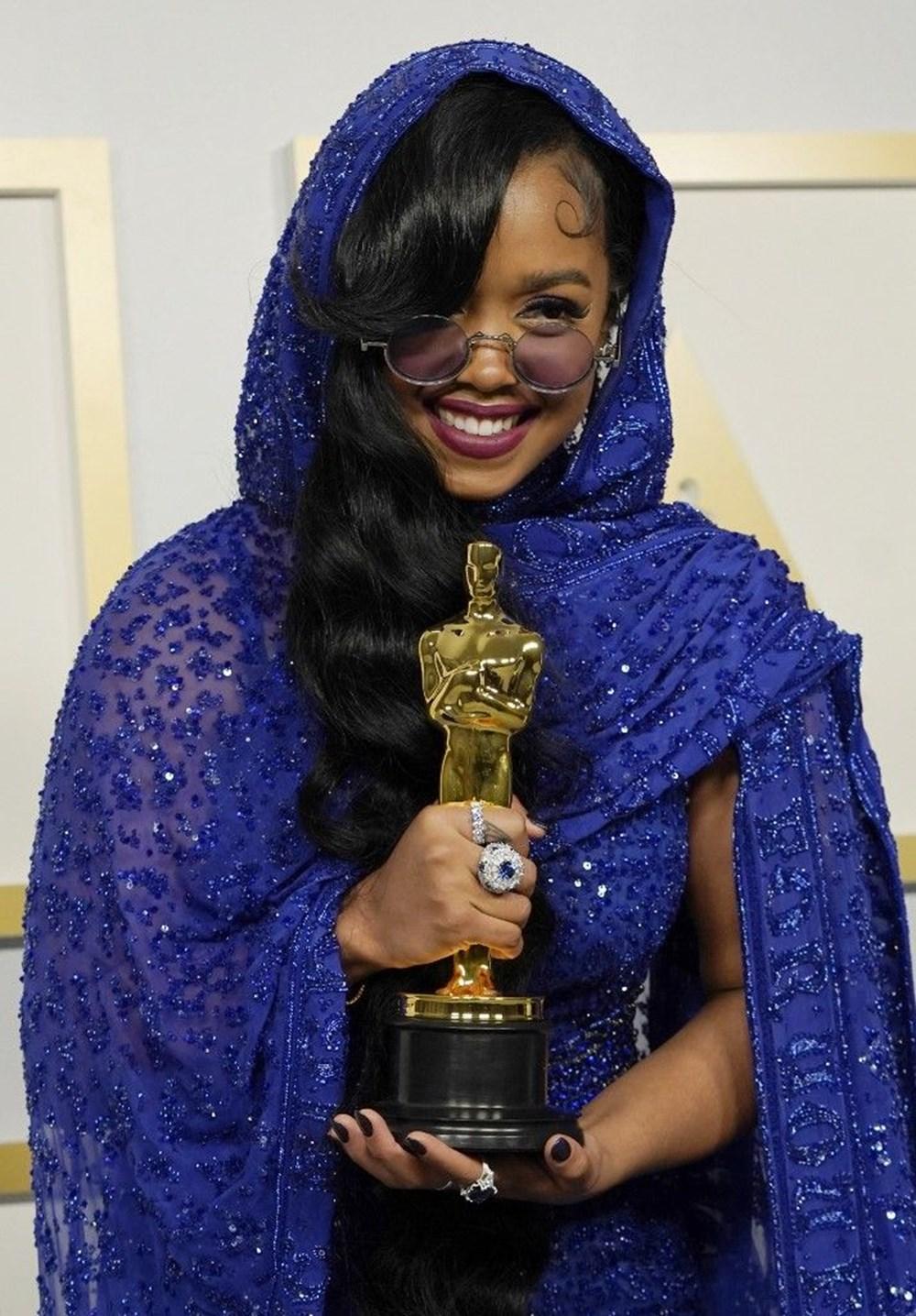 93. Oscar Ödülleri'ni kazananlar belli oldu (2021 Oscar Ödülleri'nin tam listesi) - 20