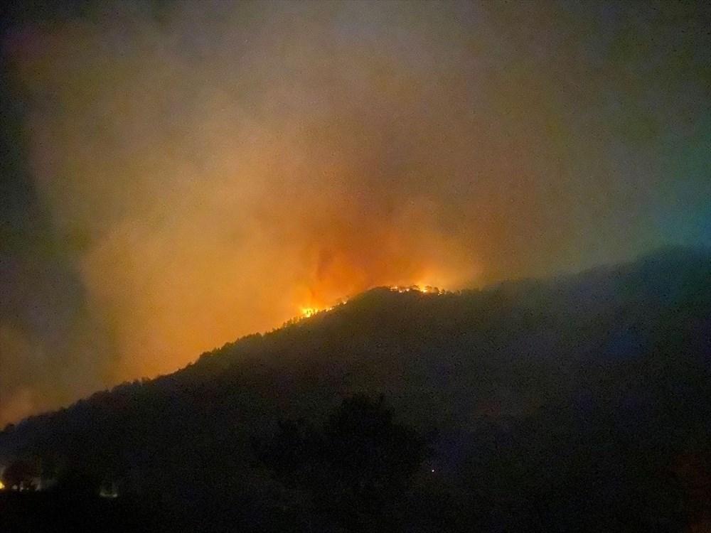 Antalya, Adana, Mersin,Muğla, Osmaniye ve Kayseri 'de orman yangınları - 13