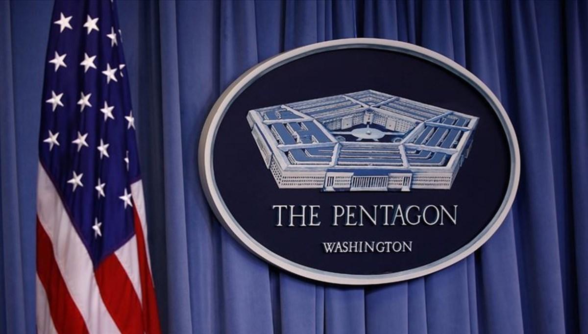 Pentagon: ABD, Doğu Akdeniz'deki tansiyonun düştüğünü görmek istiyor