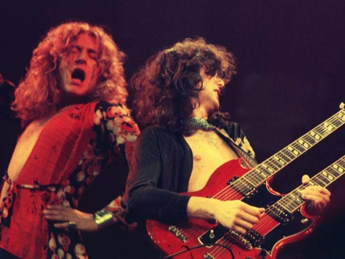 Led Zeppelin'in Ahmet Ertegün özel konseri YouTube'da yayınlanacak