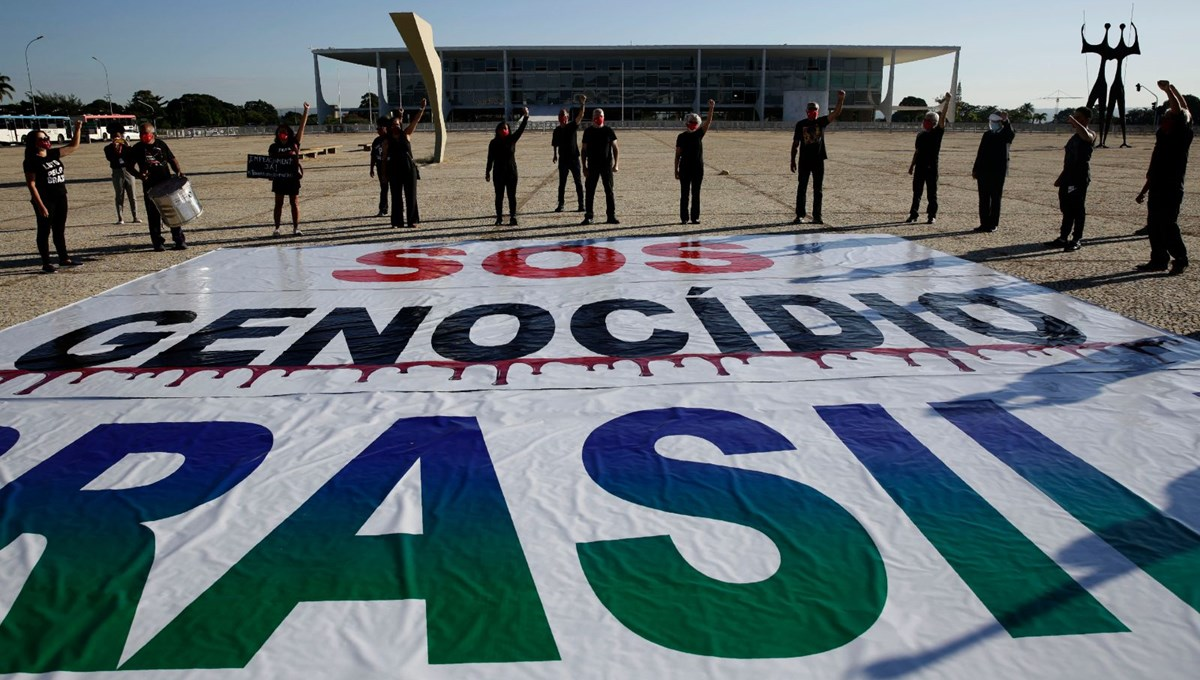What went wrong in Brazil, which reported a record number of deaths?