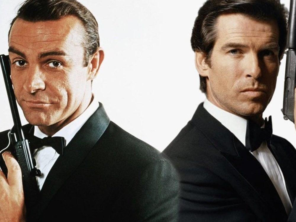En popüler James Bond belirlendi - 6