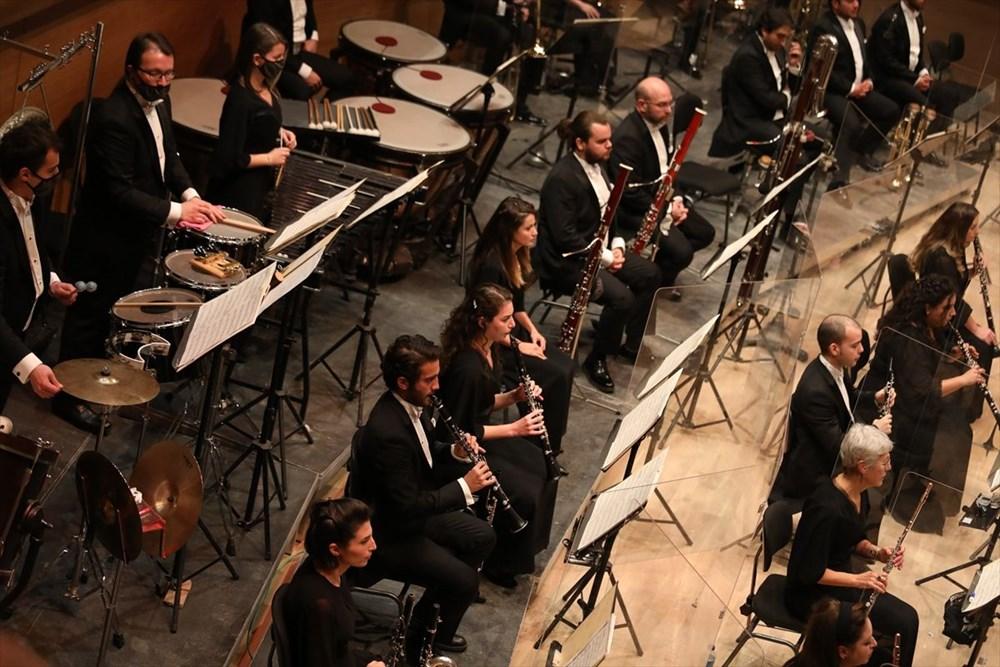 Cumhurbaşkanlığı Senfoni Orkestrası yeni bina açılış konseri - 28
