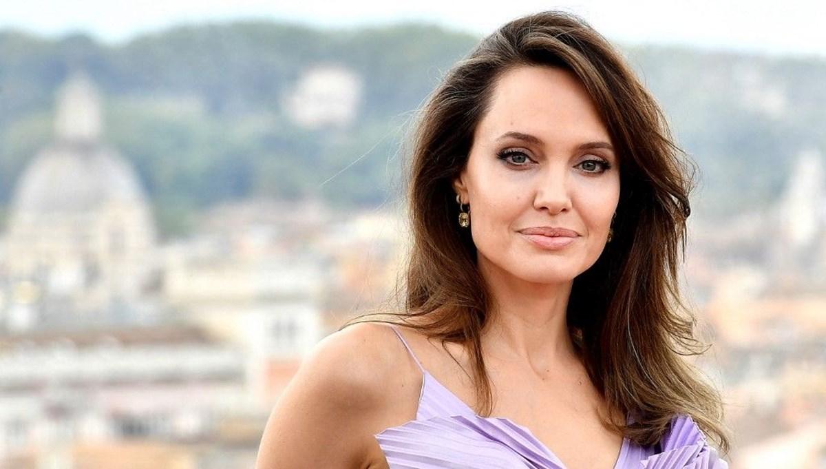 Angelina Jolie'den tıp literatüründeki ırkçılığa tepki