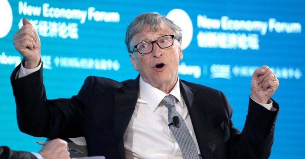 Bill Gates'ten corona virüs iddialarına yanıt - 13