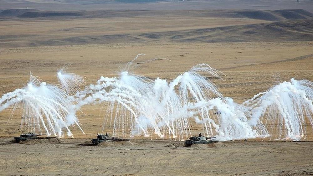 TSK envanterine giren 4 silah sistemi ilk defa kullanıldı (Hedefler tam isabetle vuruldu) - 3