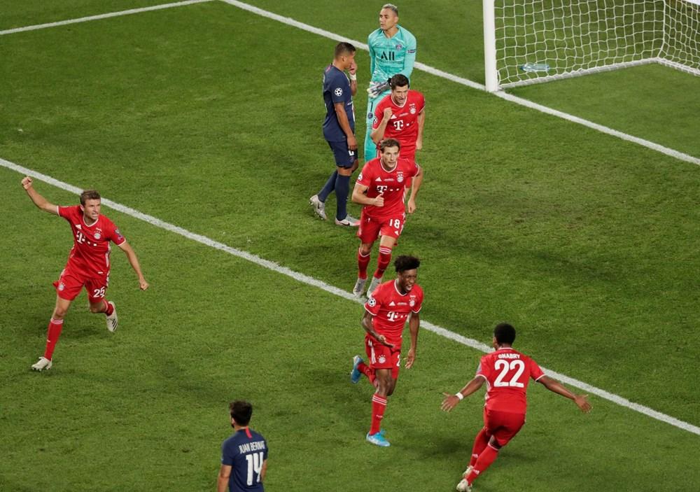 Şampiyonlar Ligi 2019-2020 sezonu şampiyonu Bayern Münih - 7