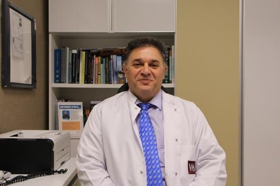 Altınbaş Üniversitesi Nöroloji Anabilim Dalı Dr. Öğr. Üy. Emir Ruşen
