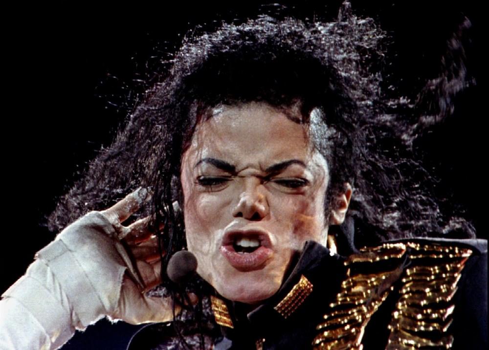 Az bilinen fotoğraflarıyla Michael Jackson - 18
