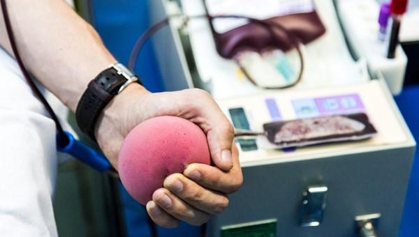 Samsun'da kan bağışı rekoru