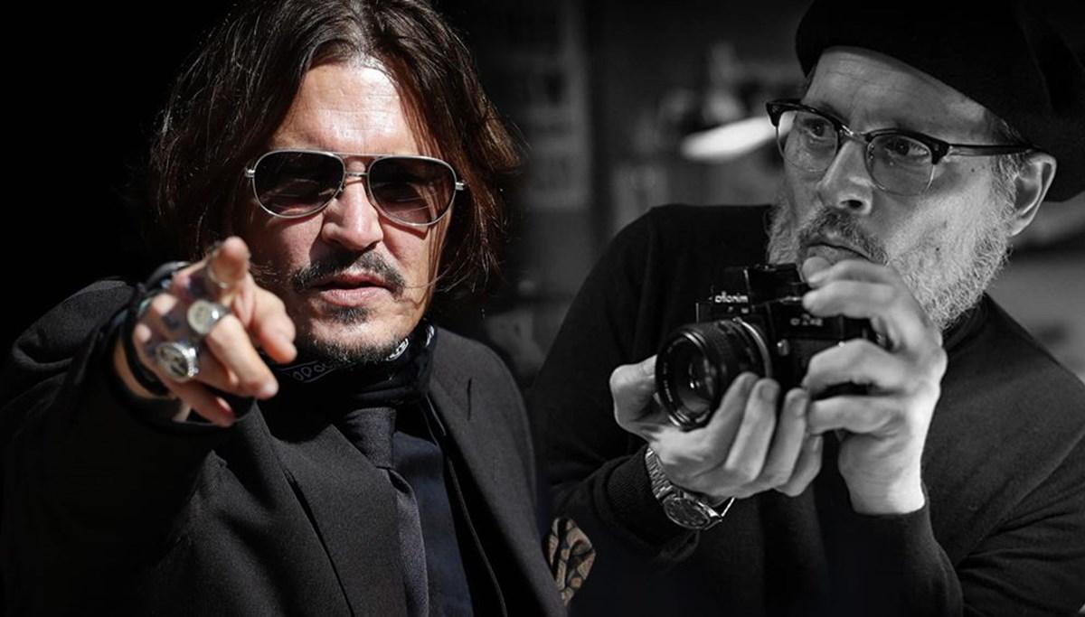 Johnny Depp'in annesi tarafından terk edildiği ortaya çıktı