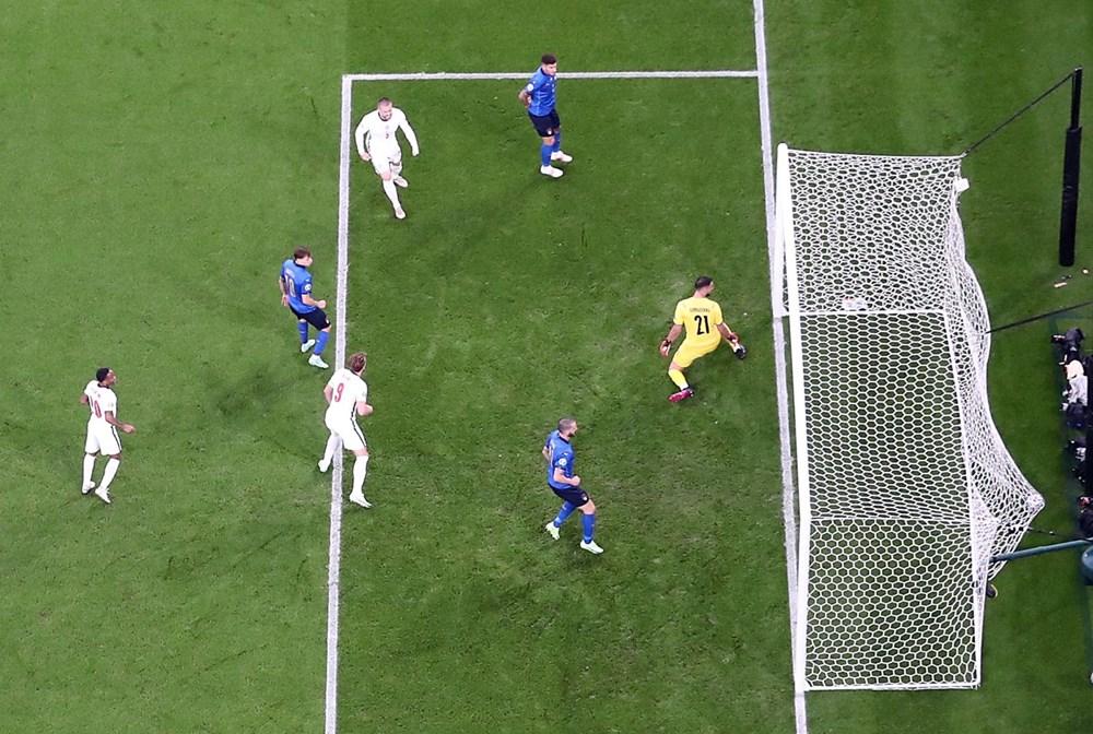 EURO 2020'de şampiyon İtalya - 2