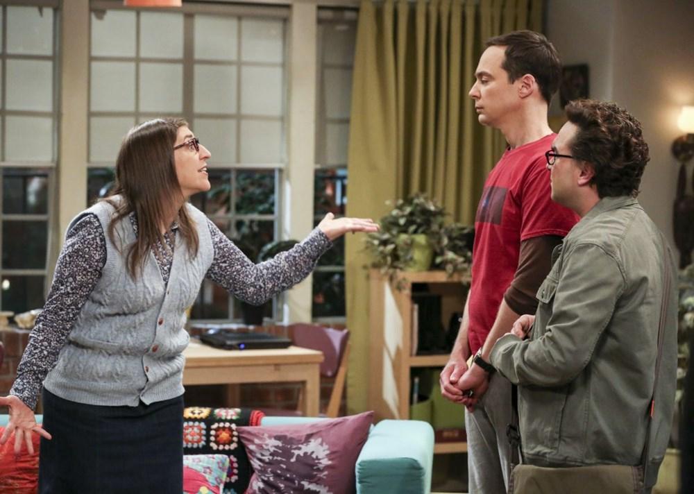 Big Bang Theory'nin Sheldon'ı Jim Parsons diziden ayrılma nedenini açıkladı - 9