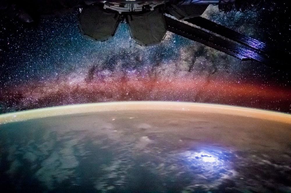 NASA'nın Van Gölü fotoğrafı finalde - 13