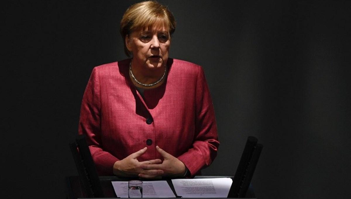 Merkel'den Türkiye ile işbirliğinin önemine vurgu