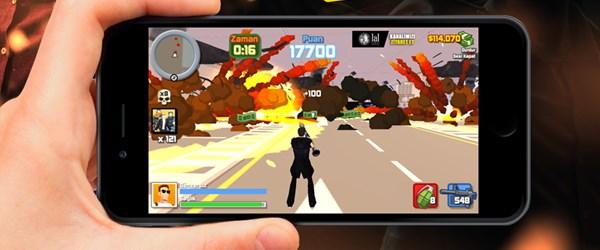 Benzersiz filminin mobil oyunu yayınlandı