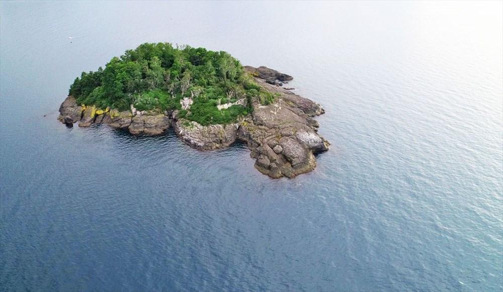 Amazon kadınlarının yaşadığı mitolojik Giresun Adası - 1