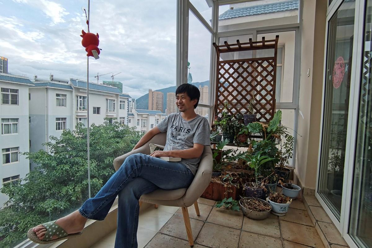 Guo Jianglong (44) Pekin