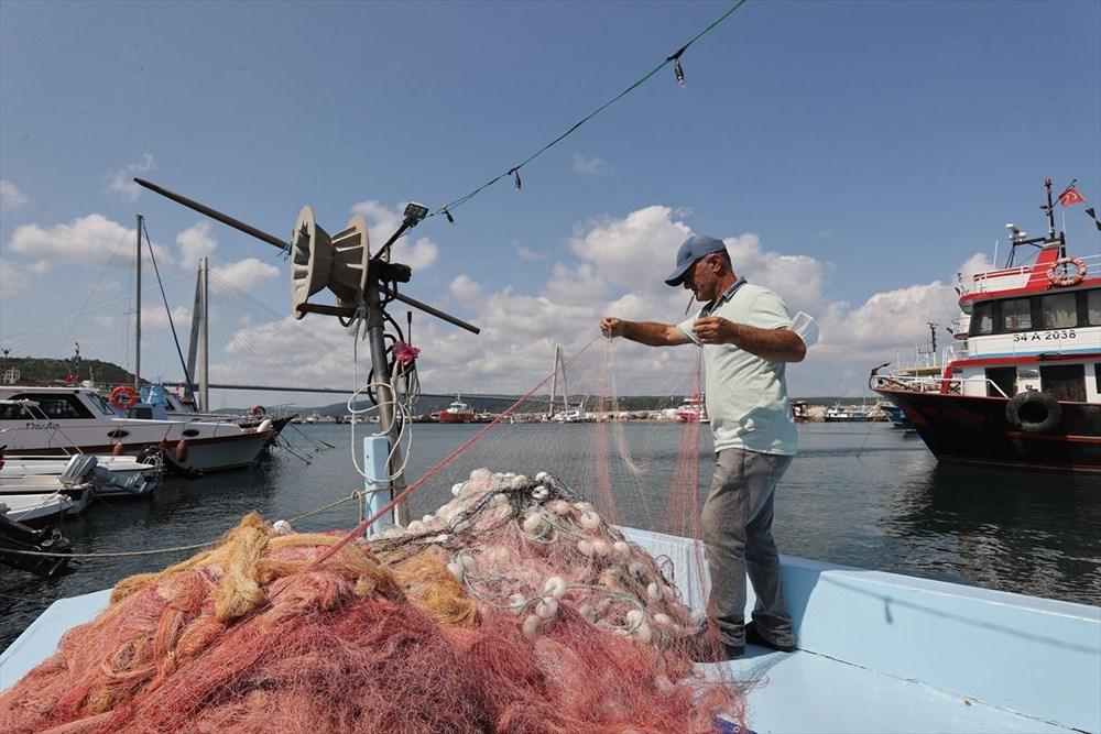 """İstanbullu balıkçılar """"vira bismillah"""" demek için gün sayıyor - 8"""