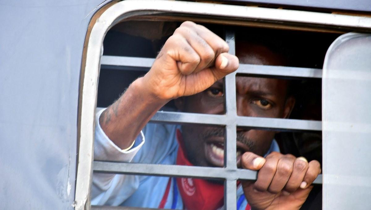 Uganda'da seçim sonuçları belli oldu: Muhalif lidere ev hapsi