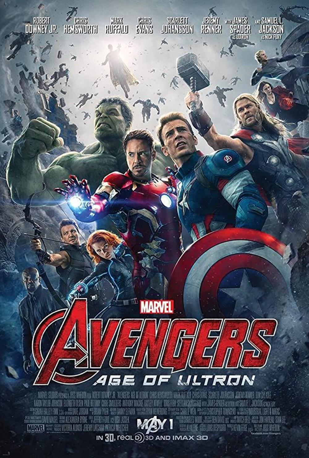 En iyi Marvel filmleri - 46