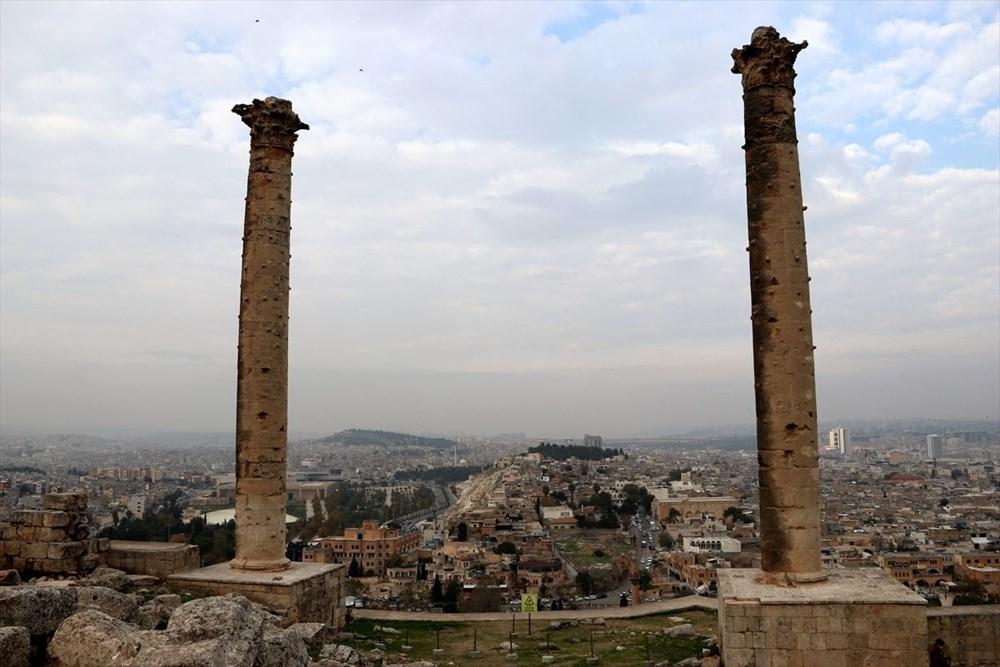 Urfa'nın tarihi kalesi gün yüzüne çıkarılıyor - 10