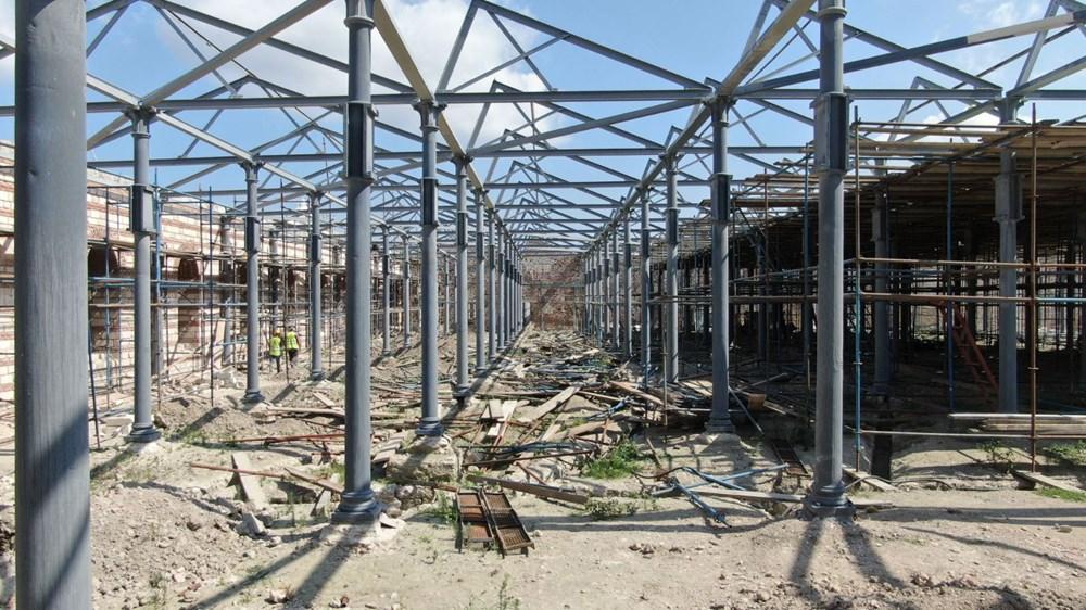 Müze olacak Feshane'nin restorasyonunun yüzde 60'ı tamamlandı - 2