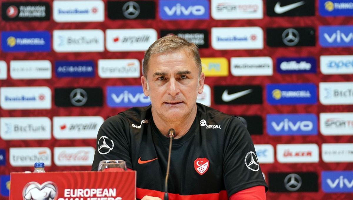 Stefan Kuntz: Takımın sahada yüksek kalitede oynamasını hedefliyorum