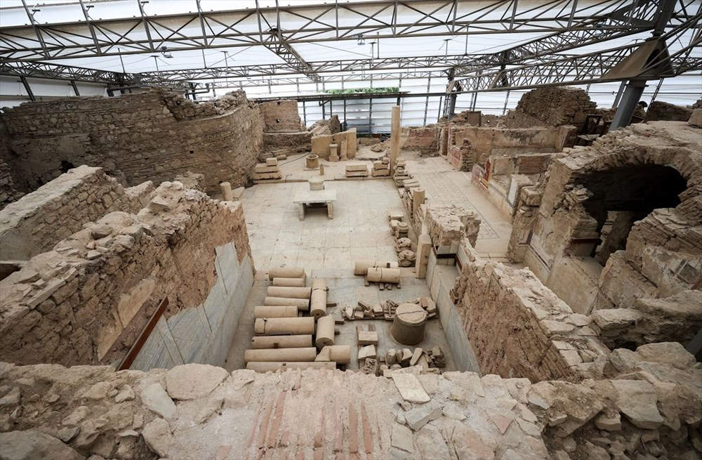 Türkiye'nin kültürel serveti: Ege'nin görkemli antik kentleri - 9