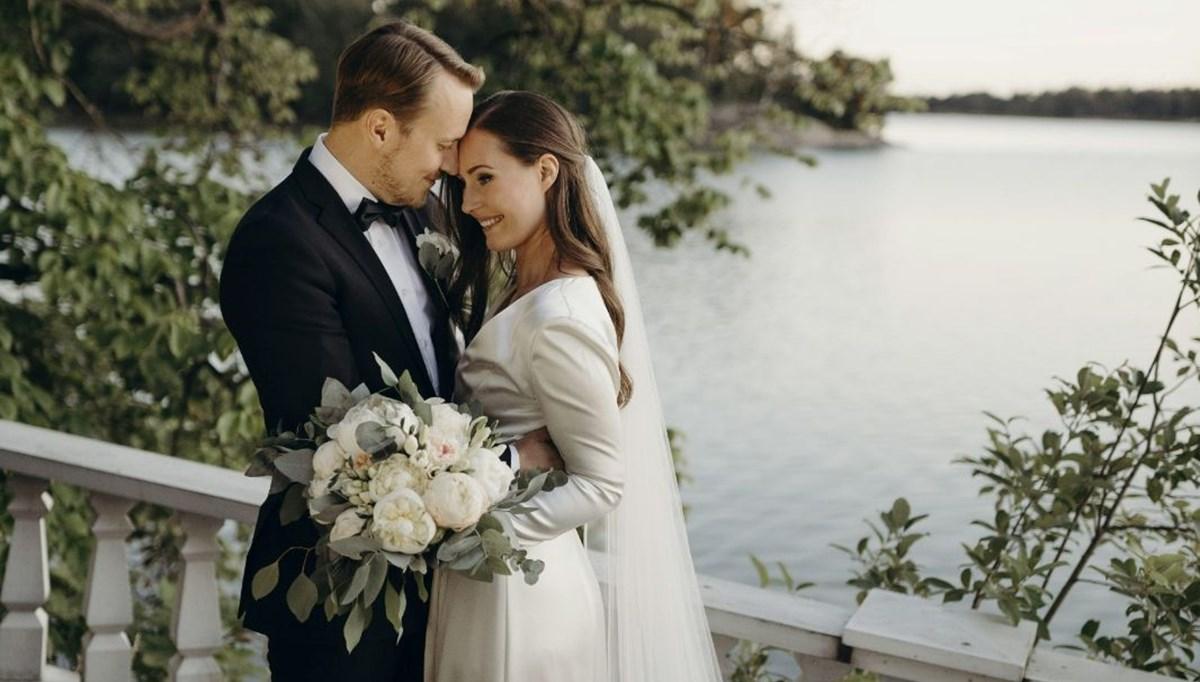 Dünyanın en genç başbakanı Sanna Marin evlendi