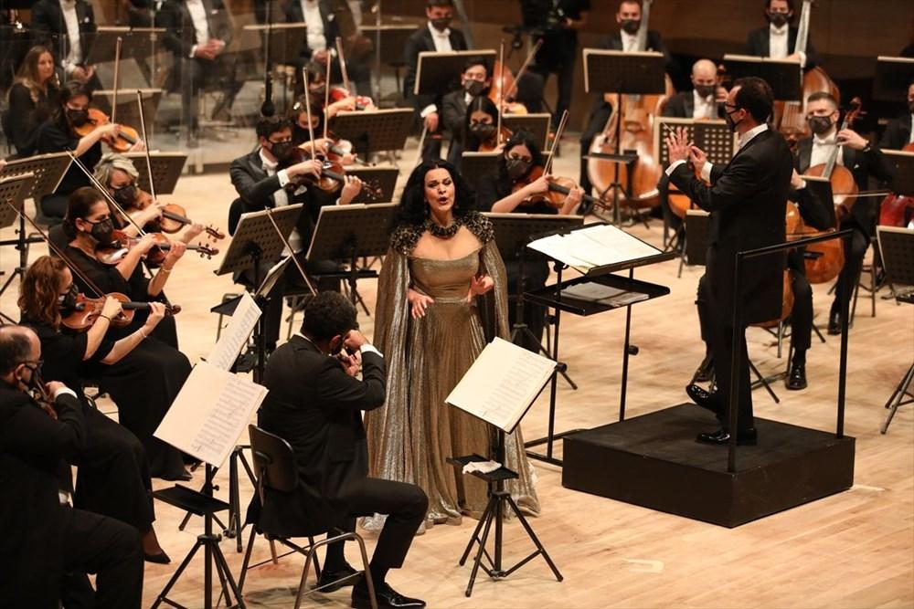 Cumhurbaşkanlığı Senfoni Orkestrası yeni bina açılış konseri - 20