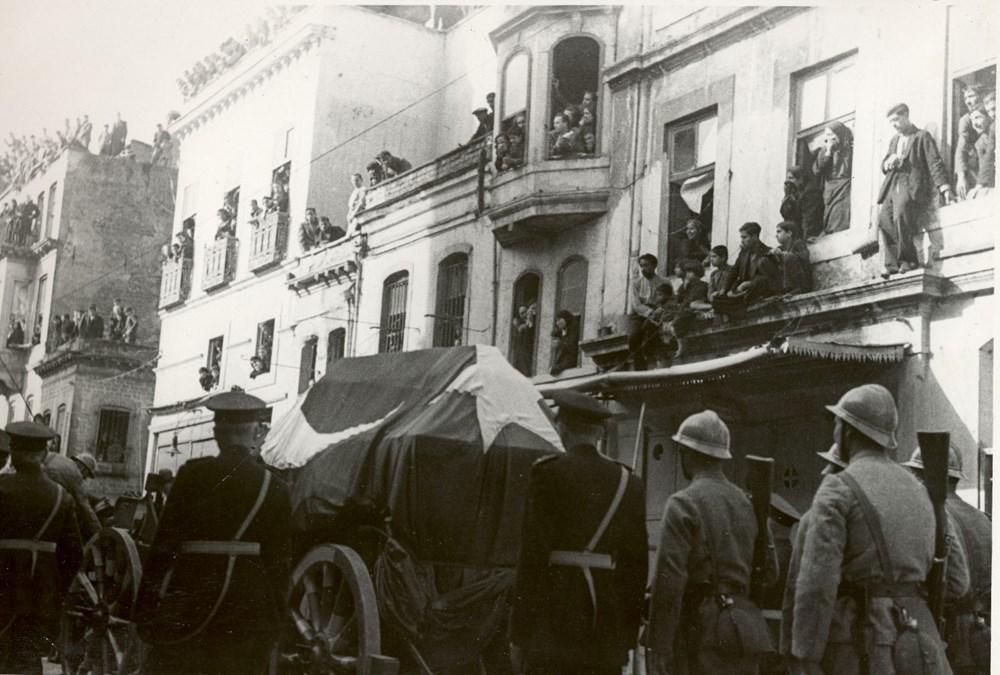 Mustafa Kemal Atatürk'ün ebediyete intikalinin 82. yılı (10 Kasım 1938) - 2