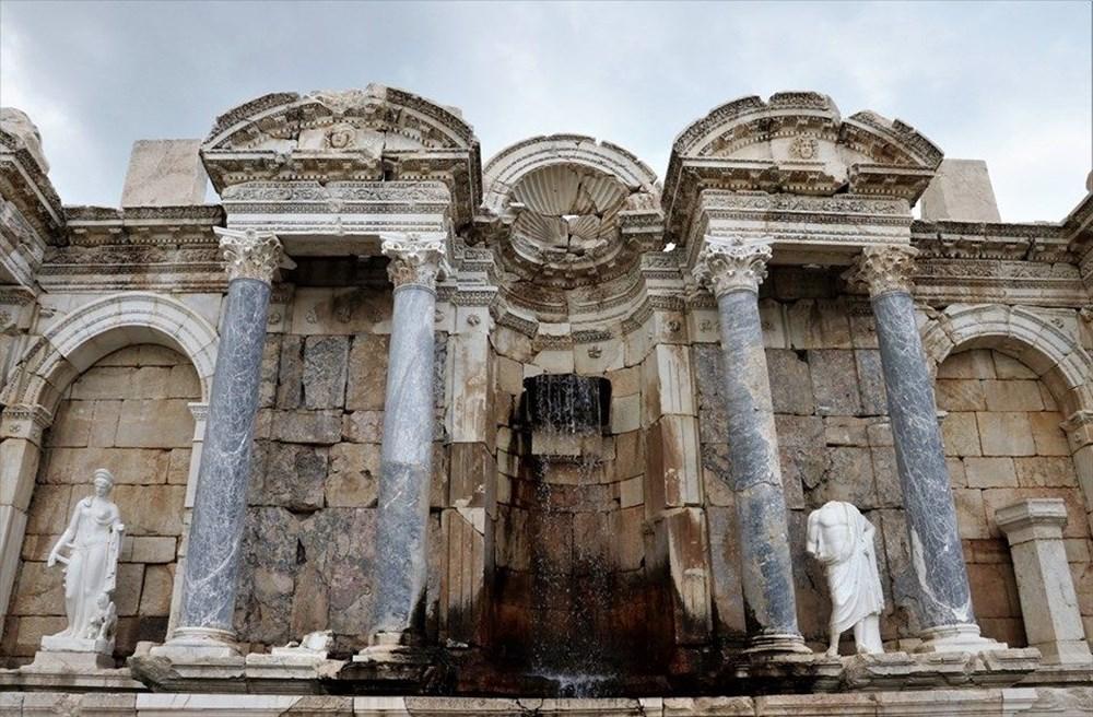 Burdur'unantik güzelliği: Sagalassos Antik Kenti - 2