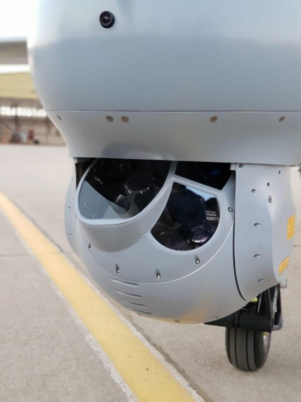 Dijital birliğin robot askeri Barkan göreve hazırlanıyor (Türkiye'nin yeni nesil yerli silahları) - 261