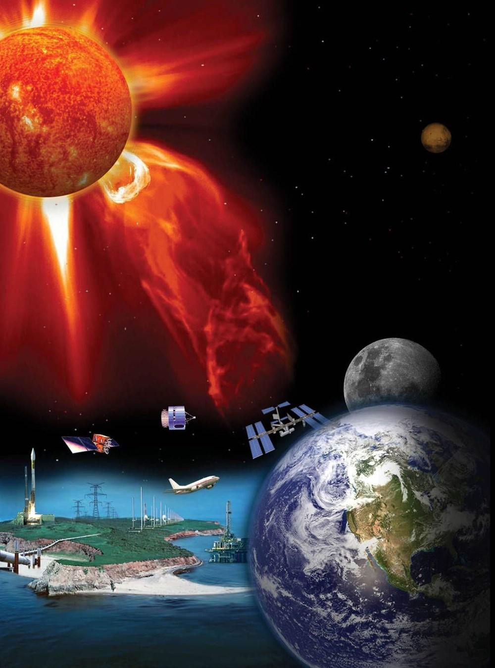 Ay'a 2025'ten önce gidilmeli: Uzayda havalar bozacak - 10