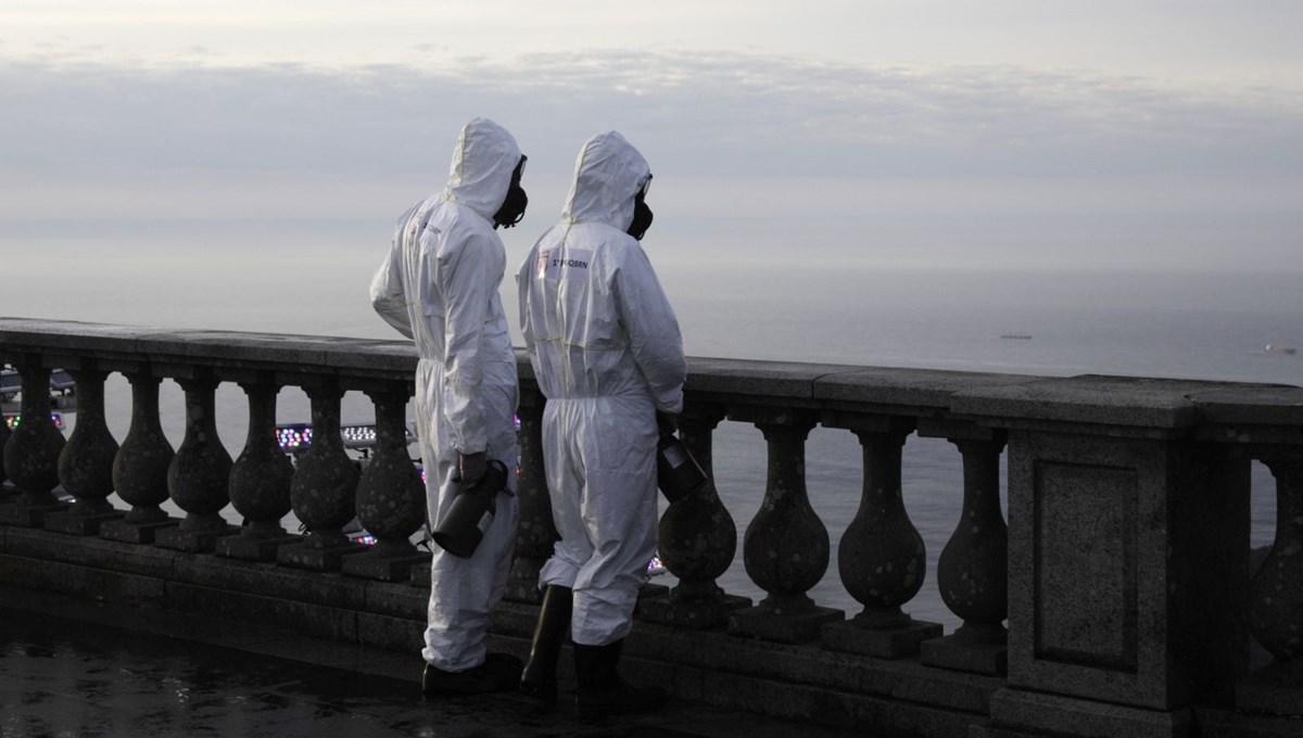 Dünya genelinde corona virüs vaka sayısı 21 milyonu aştı