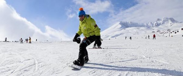 Türkiye'nin kayak merkezlerinde kar kalınlıklarında son durum