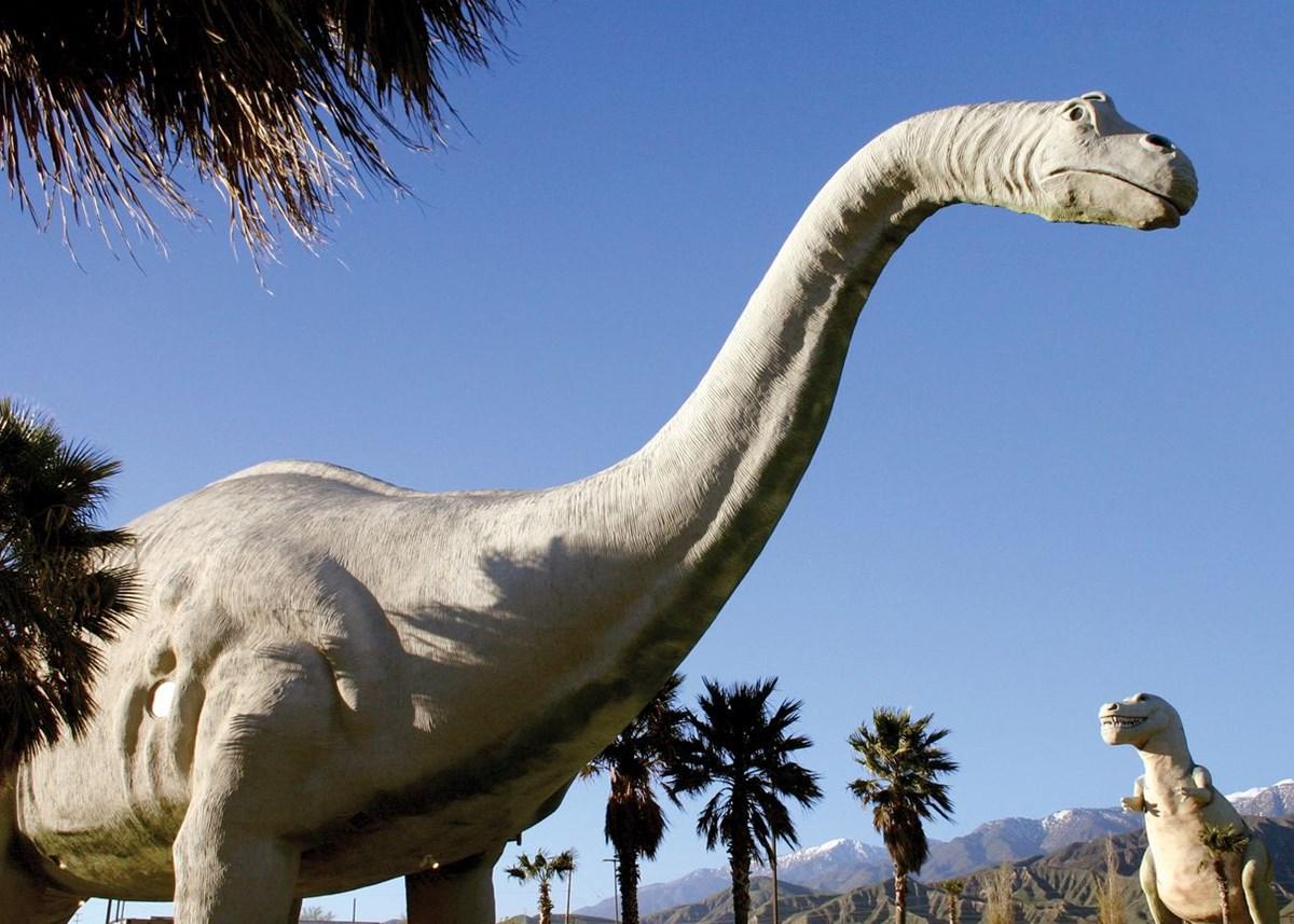 Dünyanın en büyük dinozorlarından biri keşfedildi: Boyu yaklaşık 30 metre, ağırlığı 67 ton