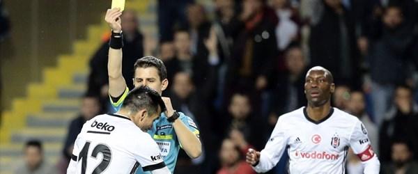 Beşiktaş savunması sarardı! 2 isim cezalı