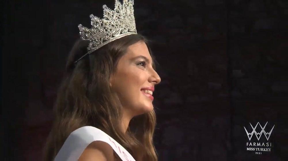 Miss Turkey 2021 birincisi belli oldu (Dilara Korkmaz, Cemrenaz Turhan, Şira Sahilli ilk üçte) - 5