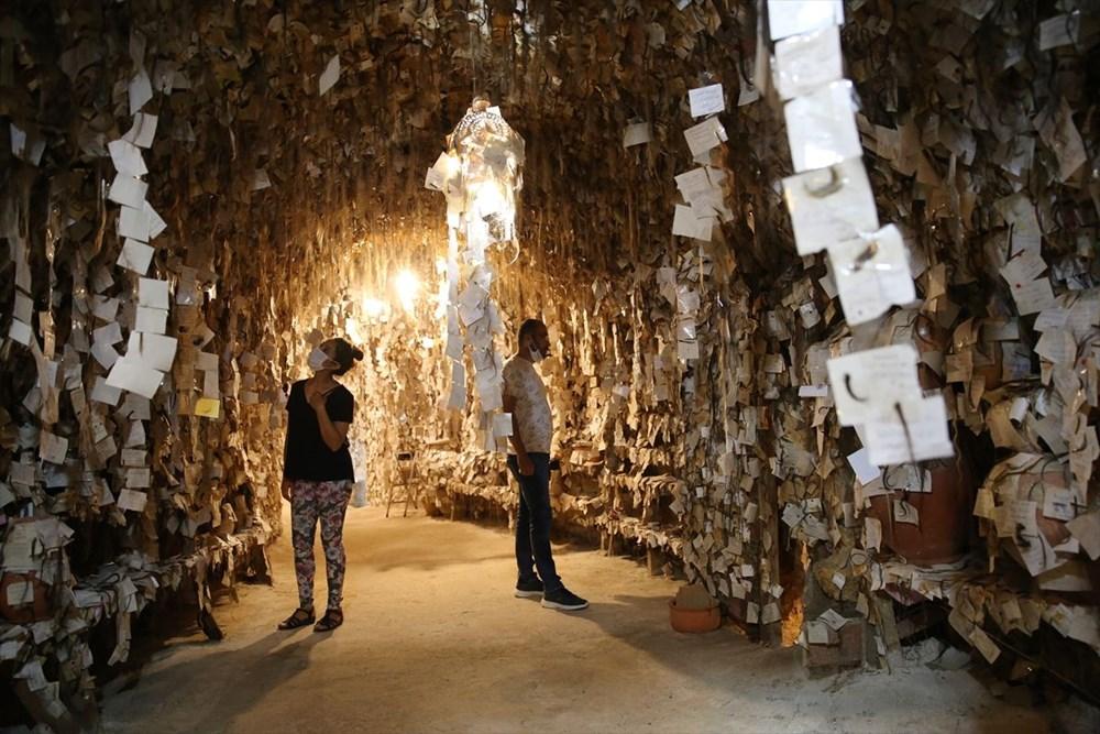 Dünyanın en ilginç müzelerinden biri: Kapadokya Saç Müzesi - 6