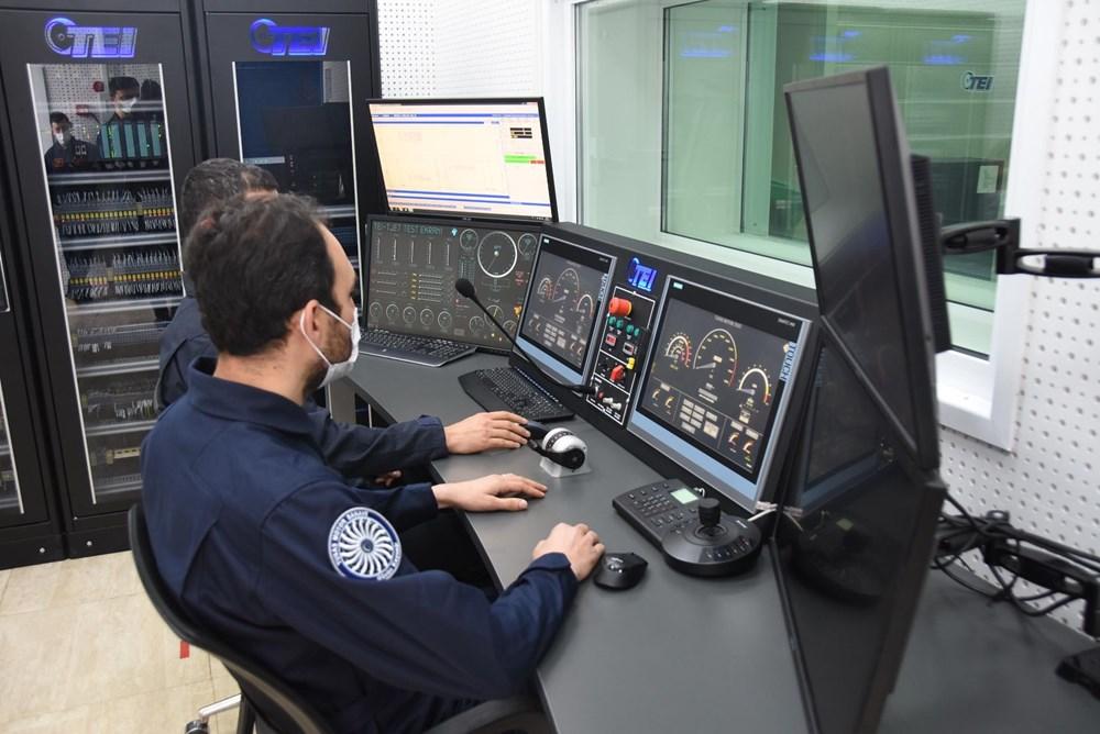Dijital birliğin robot askeri Barkan göreve hazırlanıyor (Türkiye'nin yeni nesil yerli silahları) - 14