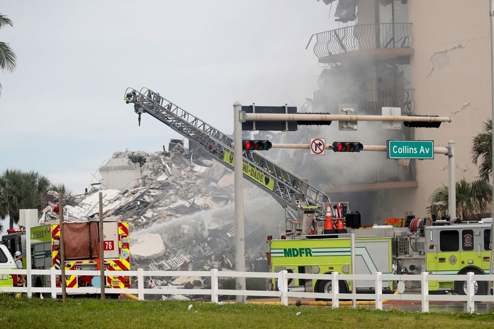 Building collapsed in the USA: Loss of life increased to 4, 159 people are missing - 4