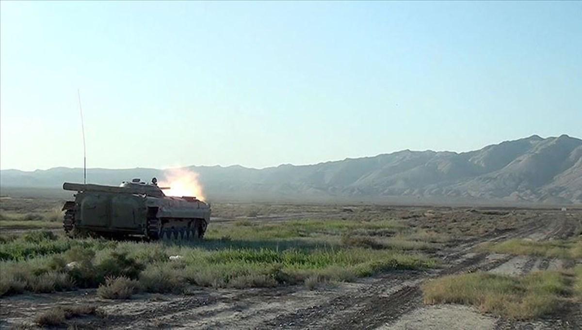 Azerbaycan ordusu 8 köyü daha işgalden kurtardı